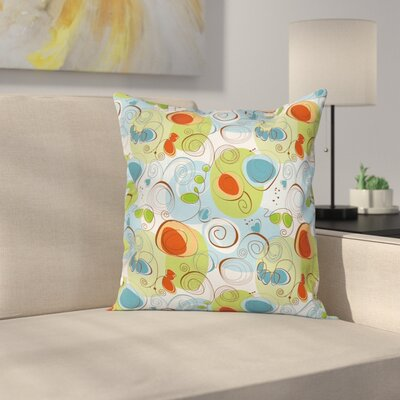 Modern Waterproof Pillow Cover Size: 20 x 20