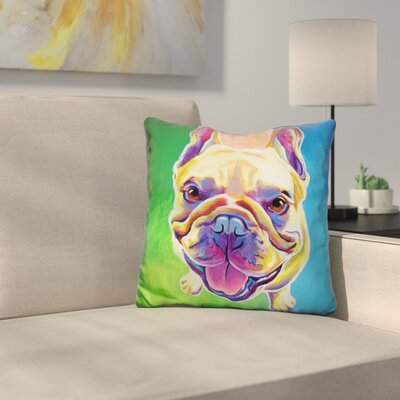 Ernest Throw Pillow