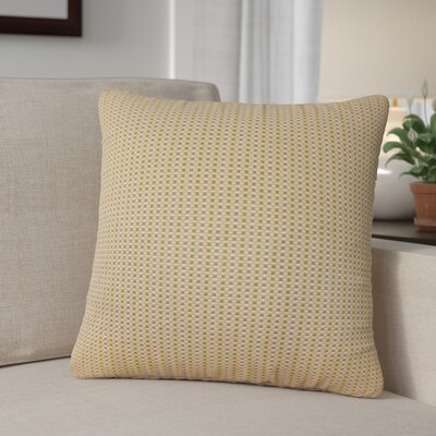 Alfon Woven Down Filled Throw Pillow Size: 20 x 20