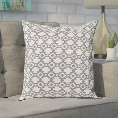 Carignan Throw Pillow Size: 20 H x 20 W, Color: Flax