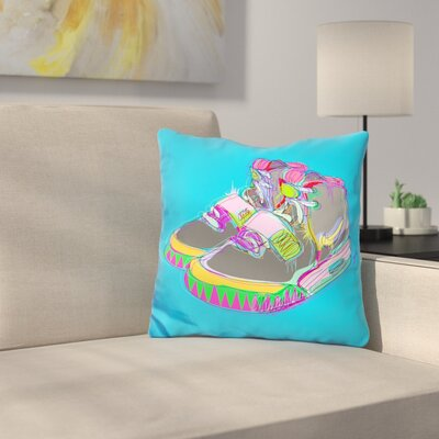 Nike Air Yeezy Throw Pillow