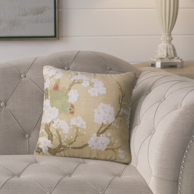 Chereen Throw Pillow Size: 16 H x 16 W x 6 D