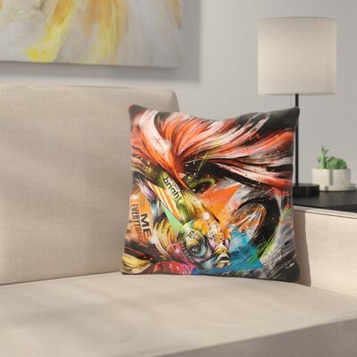 Hikari to Kage Throw Pillow