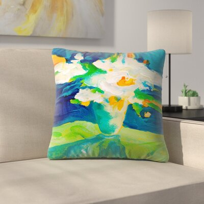 Sunshine Taylor Liberated Indoor/Outdoor Throw Pillow Size: 16 x 16