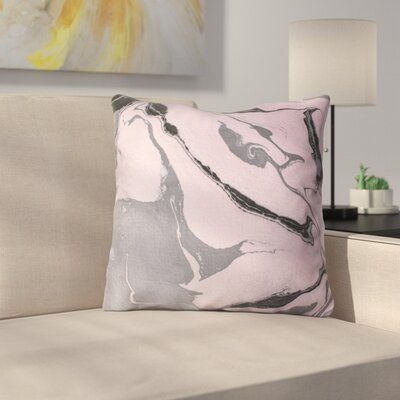 Marta Barragan Camarasa Throw Pillow Size: 16 x 16