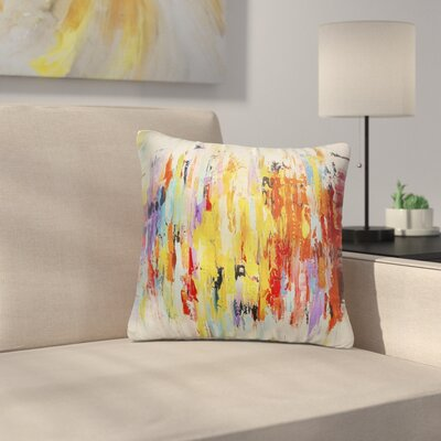 Charlayne Indoor/Outdoor Throw Pillow Size: 24 H x 24 W x 8 D