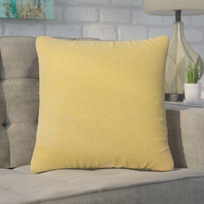 Winsett Solid Throw Pillow