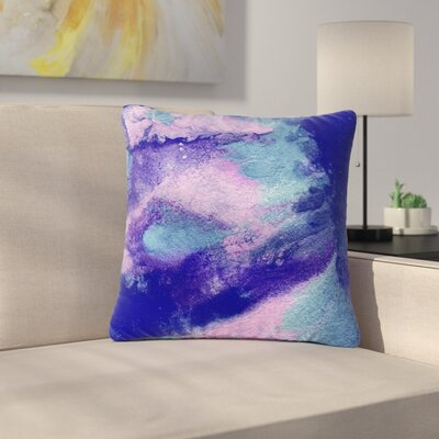 Ashley Rice AC4 Abstract Outdoor Throw Pillow Size: 16 H x 16 W x 5 D