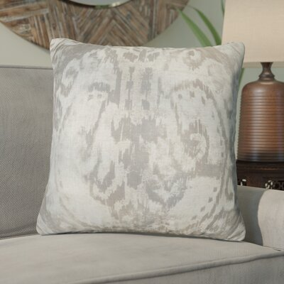 Fernand Ikat Throw Pillow