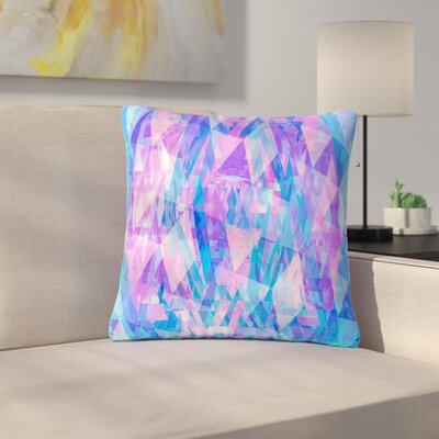 Suanne Carter Geo Prism2 Outdoor Throw Pillow Size: 18 H x 18 W x 5 D