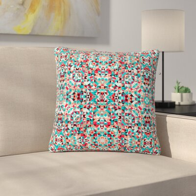 Allison Soupcoff Tart Digital Outdoor Throw Pillow Size: 16 H x 16 W x 5 D