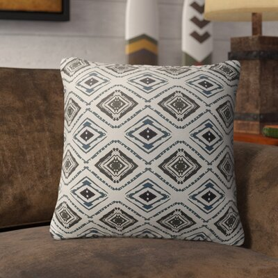 Bates Indoor/Outdoor Throw Pillow Size: 18 H x 18 W x 6 D