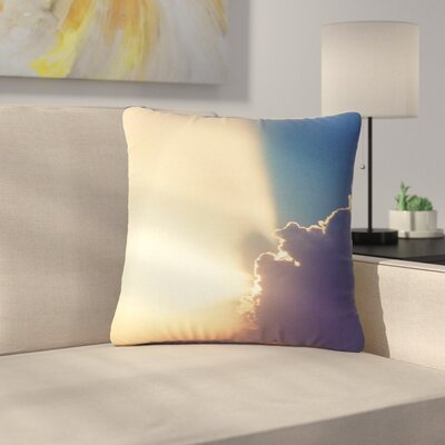 Cvetelina Todorova After the Storm Outdoor Throw Pillow Size: 18 H x 18 W x 5 D