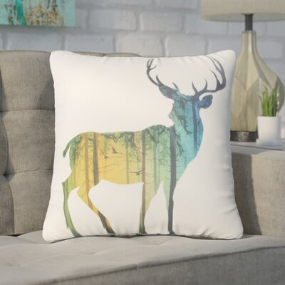 Pipkins Deer Throw Pillow