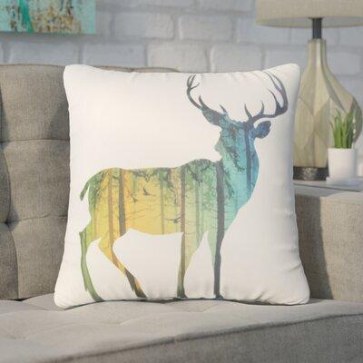 Pipkins Deer Throw Pillow