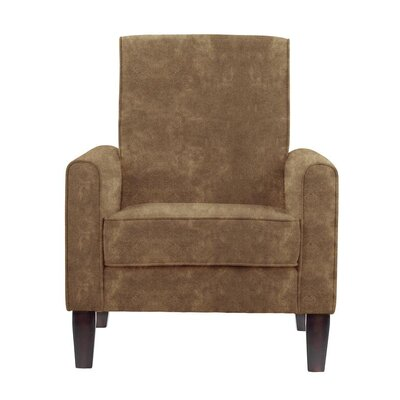 Erik Armchair Upholstery: Sonoma Brown Solid
