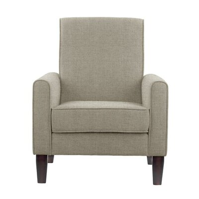 Erik Armchair Upholstery: Sonoma Light Gray Solid