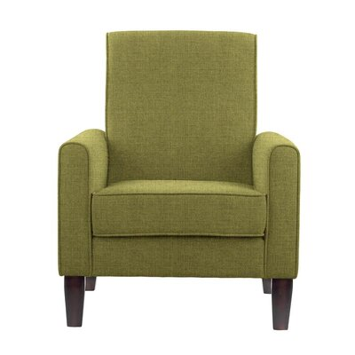 Erik Armchair Upholstery: Sonoma Olive Green Solid