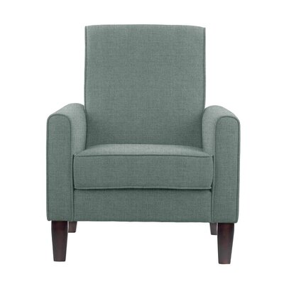 Erik Armchair Upholstery: Sonoma Blue Gray Solid