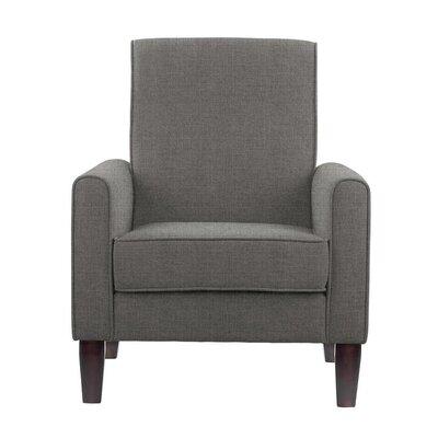 Erik Armchair Upholstery: Sonoma Dark Gray Solid