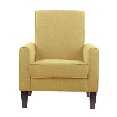 Erik Armchair Upholstery: Aldridge Taupe/Tan/Beige Solid
