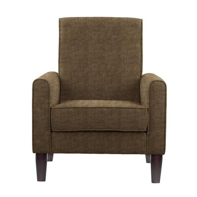 Erik Armchair Upholstery: Sonoma Brown/Gray Solid