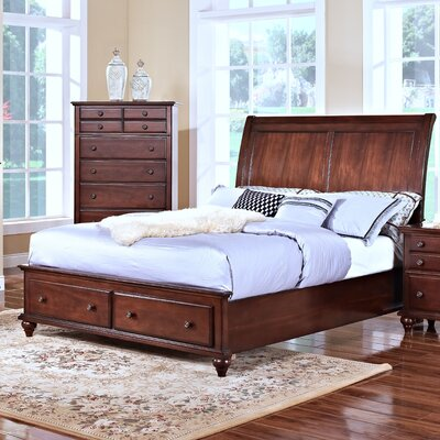 Hoisington Storage Platform Bed Size: Queen