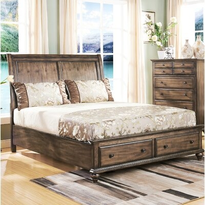 Gabriele Storage Platform Bed Size: Queen