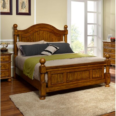 Hoisington Panel Bed Size: King