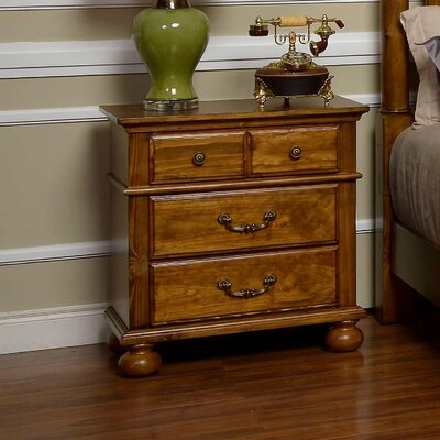 Hoisington 5 Drawer Nightstand