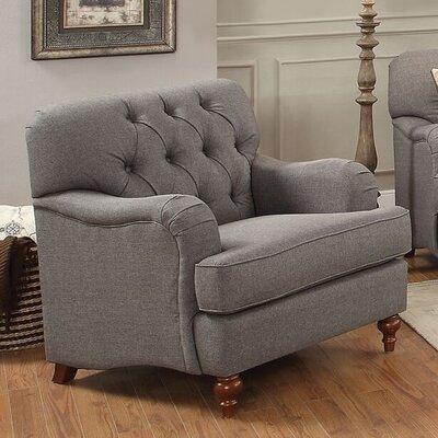 Diep Chair Upholstery: Dark Gray