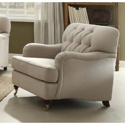 Diep Chair Upholstery: Beige