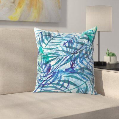Paula Mills Nature No3 Throw Pillow Size: 16 x 16