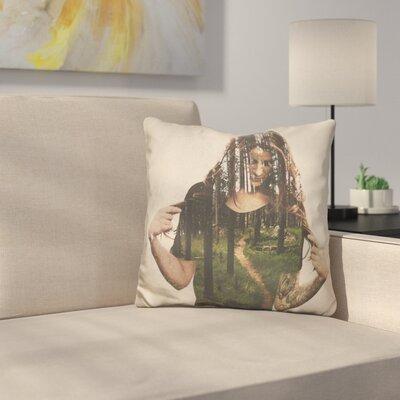 Marzano Became Throw Pillow
