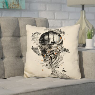 Kempton Lost Translation Throw Pillow