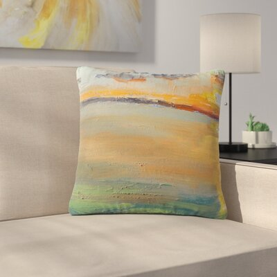 Carol Schiff Reflections Outdoor Throw Pillow Size: 16 H x 16 W x 5 D