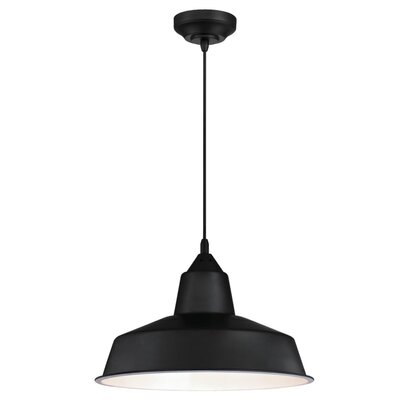 Dressler 1-Light LED Inverted Pendant