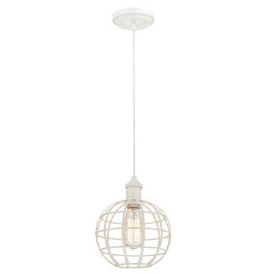 Drewry 1-Light Globe Pendant