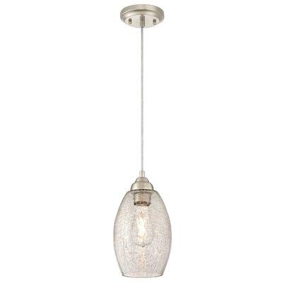Herrman 1-Light Mini Pendant