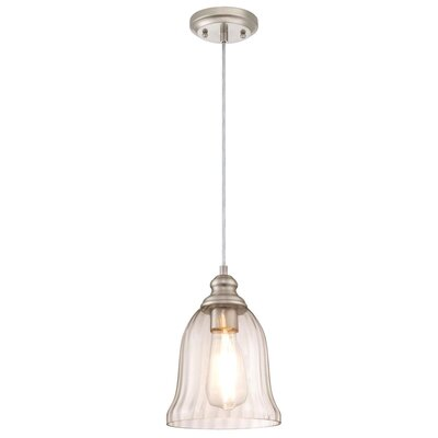 Herron 1-Light Mini Pendant