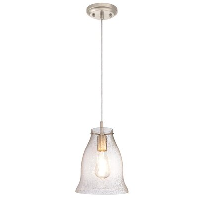 Hersey 1-Light Mini Pendant