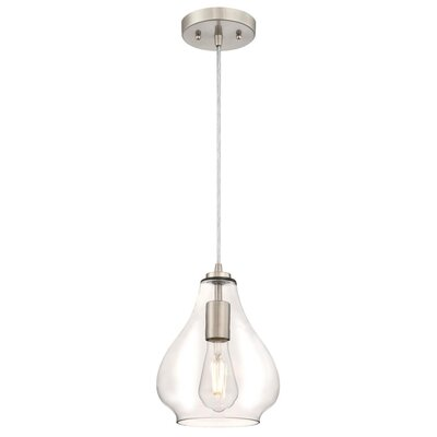 Drews 1-Light Mini Pendant