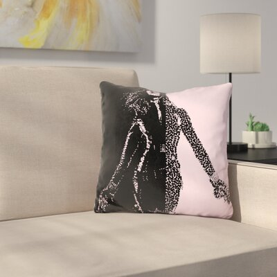 Widow I Throw Pillow