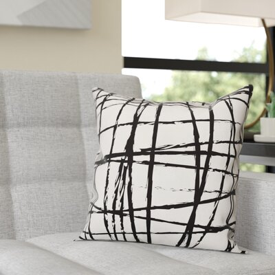 Rittenberry Scratch Pillow Size: 16 x 16, Type: Throw Pillow