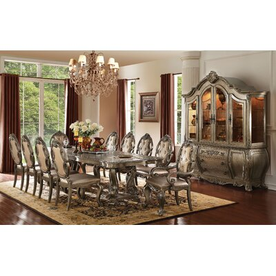Roudebush 11 Piece Dining Set