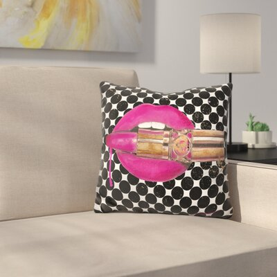 The Right Shade Throw Pillow