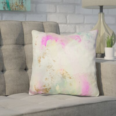 Harrod Pastel Swoop Throw Pillow