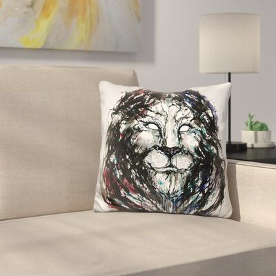 Ozymandius Throw Pillow