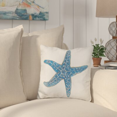 Calhoon Starfish Throw Pillow
