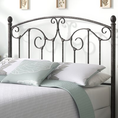 Marcy Open-Frame Headboard Size: Queen